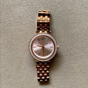 Michael Kors watch and Bracelets